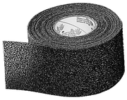"No Slip (S124) Black Roll 4"" x60"