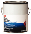 High Gloss Gelcoat Compound, Gal.