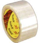 Scotch&Reg; Box Sealing Tape 372