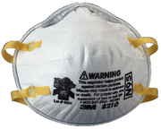 Particulate Respirator 8210, N95