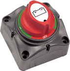 Mini Battery Selector Switch, Surface/Recessed Mt.