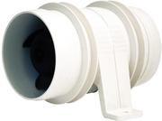 "Blower-Turbo 4000 4"" White"