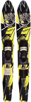 Contour Adult Wide-Body Combo Skis