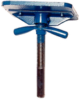 "Boat Stand Flat Top Only, Blue Flat Top 16"" High"