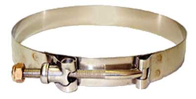"T-Bolt Clamp, 8-19/64"" To 8-7/8"""