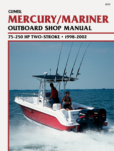 Shop Manual, Mercury/Mariner 2.5-60Hp O/B 94-9