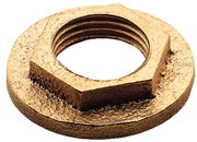 Bronze Flange Nuts 1-1/2