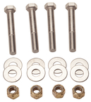 Jack Plate Mounting Bolt Kit, 3-1/2""