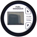 Fuel Manager, Euro White