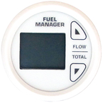 Fuel Manager, Dress White