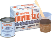 10 Lb White Marine-Tex Kit-Gal