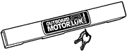 Outboard Motor Locks