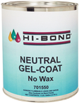 Gel Coat Neutral No Wax Gallon