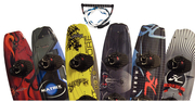 Wakeboard Package w/Rope, Assorted Colors