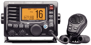 IC-M504 VHF Transceiver, Black