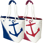 Anchors Away Softside Insulated Sail Tote, 24 Qt.