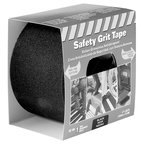"Traction Tape, Black Grit 4"" X 60'"