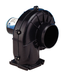 "4"" Continuous Heavy Duty Blower w/Flangemount, 12V"