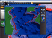 Lakemaster Contour Elite™ Lake Map Software, CA-NV-AZ