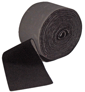 "Bunk Carpet 12"" x 100' Black"