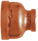 Red Couplings 1-1/2 X 1 Brass