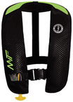 M.I.T. Manual Inflatable PFD, Apple Green/Black