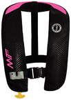M.I.T. Automatic Inflatable PFD, Pink/Black