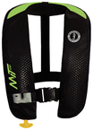 M.I.T. Automatic Inflatable PFD, Apple Green/Black