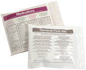 First Aid Kit Replacement Modules
