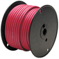 Tinned Copper Primary Wire - 105° C (Ul), 10 Ga. Red 250'