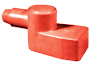Marine Battery Terminal Cover, 8-2, Red
