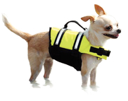 Doggy Life Jacket Yellow XXS