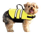Doggy Life Jacket Yellow XS