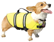 Doggy Life Jacket Yellow S