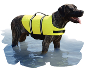 Doggy Life Jacket Yellow XL