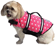 Des Dog Life Jkt Pink Dot M