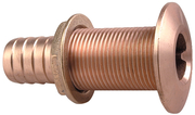 Thruhull Connector 1-1/8 Bronze