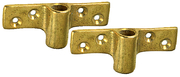 Rowlock Socket Bronze 1Pr/Cd
