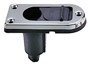 Spare Plug-In Base w/Slide Cover, 2-Pin