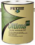 Ultima&Reg; Eco Multi-Season Ablative Bottom Paint, White Qt.