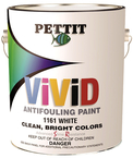 Vivid Antifouling Paint, Green Qt.