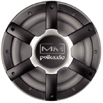 "10"" Subwoofer Matching Protective Grill"