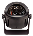 Helmsman Compass Bracket Mt., Combi Dial, Black