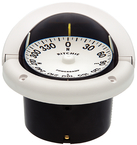 Helmsman Compass-Flush Mt., Flat Dial, White