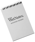 Pocket Wetnotes&Reg; Notebook