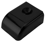 Track End Cap Cover .85 Black