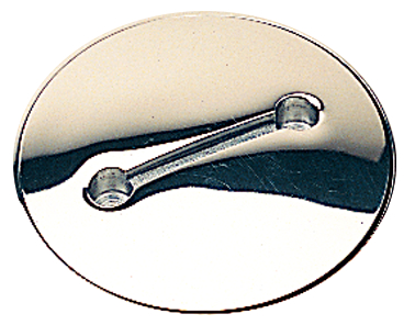 Replacement Cap-Stainless