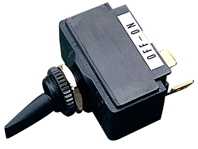 Toggle Switch(Dp) - On/Off/On