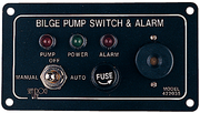 Bilge Water Alarm And Pump Switch