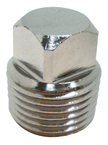 Chrome/Brass Replacement Plug, 1/2""